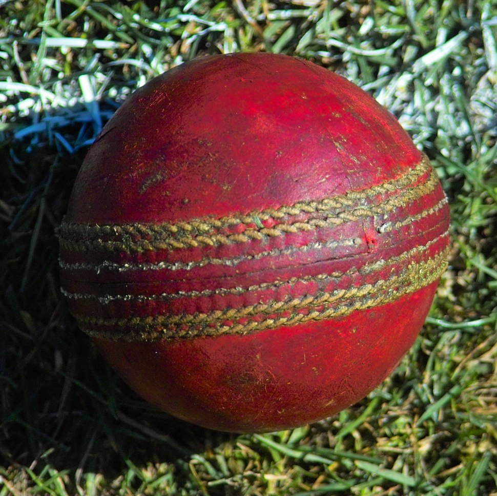 Used cricket ball (cropped)