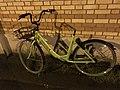 Vélo Gobee bike boulevard Chanzy Montreuil 1.jpg