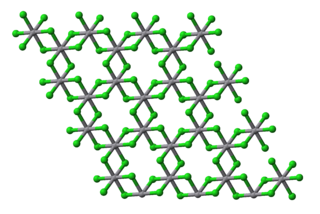 Vanadium(III) chloride chemical compound