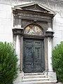VENICE - Chiesa dei Greci - Side portal.jpg