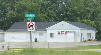 Bellevue, Wisconsin - Bellevue VFW post 9677