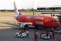 VH-VGA 'Blue Belle' Boeing 737-43Q Virgin Blue (7620530098).jpg
