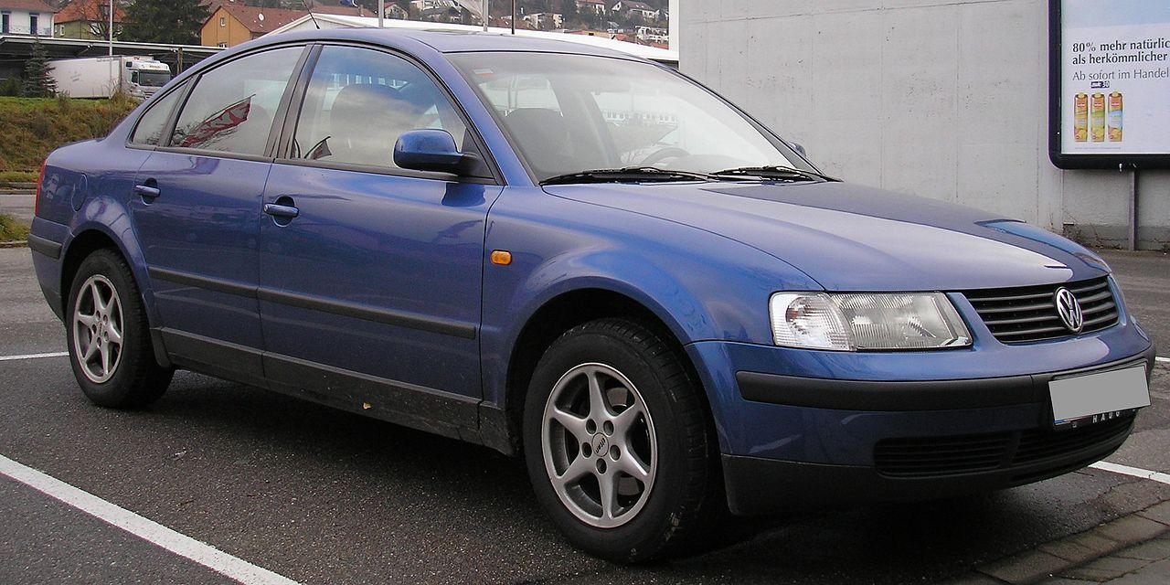 All Types passat 2000 : File:VW Passat 1996 2000.jpg - Wikimedia Commons