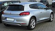 VW Scirocco III 2.0 TSI rear 20100410.jpg