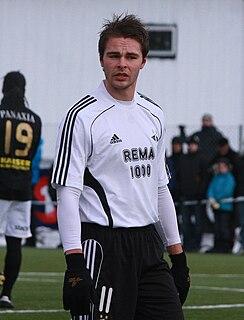 Vadim Demidov Norwegian footballer