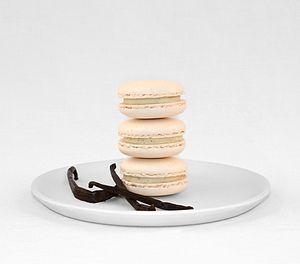 Macaron - Macarons (vanilla flavor)