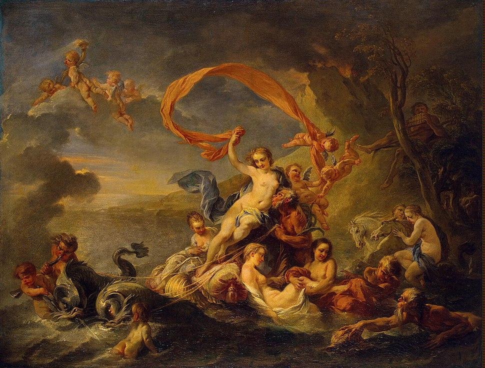 Vanloo, Triumph of Galatea