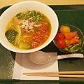 Vegan ramen at T's Tan Tan in Tokyo Station .jpg