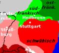 Verbreitungsgebiet der oberdeutschen Mundarten Variante 1.PNG