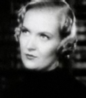 Verree Teasdale - from First Lady (1937)