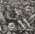 Vesalius dissecting