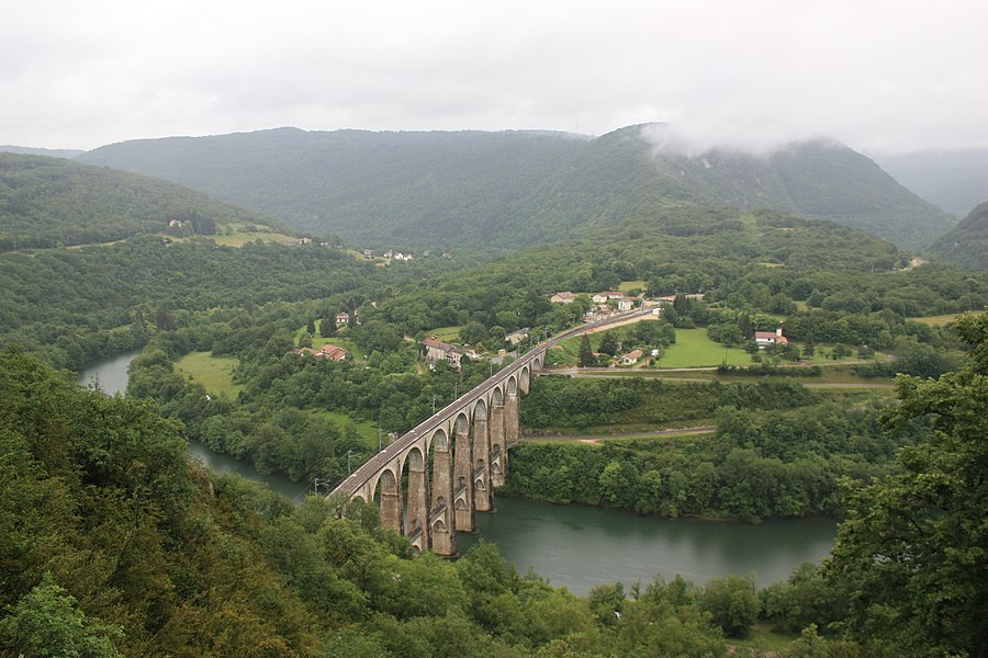 Bridge of Cize-Bolozon