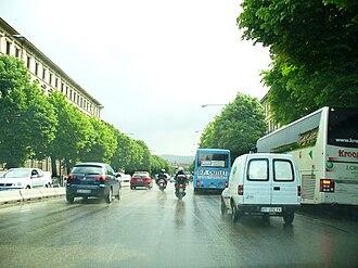 Viali di Circonvallazione - The Boulevards