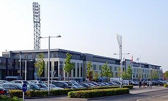 Viborg, Denmark - Viborg Stadium