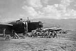 Vickers Wellington at Blida - Royal Air Force Operations in the Middle East and North Africa, 1939-1943 CNA3970.jpg