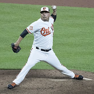 Vidal Nuño - Nuño with the Baltimore Orioles