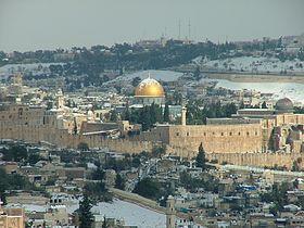 Hasil gambar untuk gambar kota yerusalem