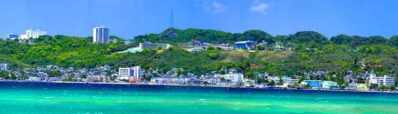 View of Aguadilla (Puerto Rico)