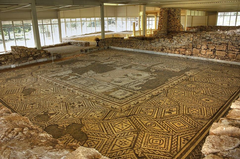 Villa Armira, the Mosaics 4
