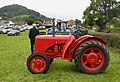 Vintage tractor display, Lea Show, 2009 - geograph.org.uk - 1472578.jpg