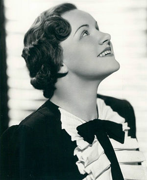 Ma Perkins - Virginia Payne as Ma Perkins, 1934.