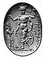 Vishnu nicolo seal.jpg