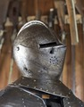 Visirhjälm med kam, 1600-talet - Skoklosters slott - 108865.tif