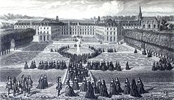 Visit of Louis XIV at Saint Cyr.jpg