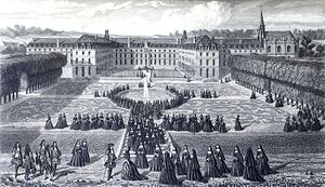Maison royale de Saint-Louis