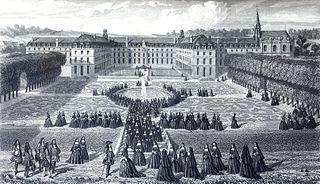 Maison royale de Saint-Louis boarding school