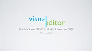 VisualEditor - 2013-14 Q1 quarterly review deck.pdf