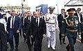 Vladimir Putin Naval Parade in St. Petersburg (2019-07-28) 58.jpg