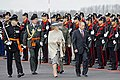 Vladimir Putin in the Netherlands 1 November 2005-2.jpg