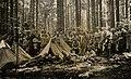 Vojaki 27. domobranskega polka v gozdu pri Lojowi.jpg