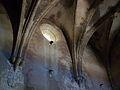 Voltes de la capella de Sant Martí de la cartoixa de Valldecrist, Altura.JPG