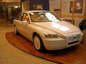 Peter Horbury - Volvo ECC