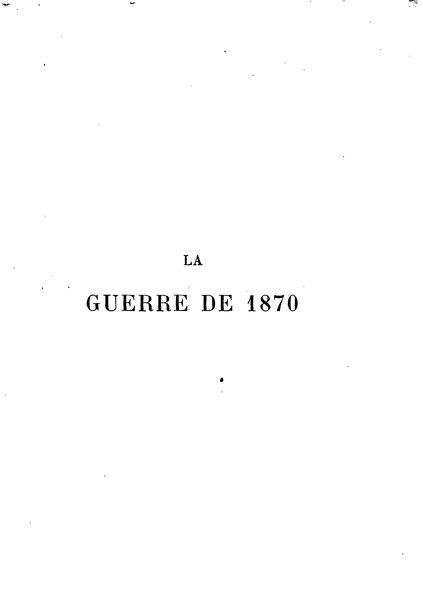 File:Von Moltke - La Guerre de 1870.djvu