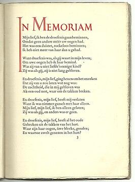 Voorbeeld initialen Jan van Krimpen