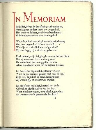 Jan van Krimpen - Initials designed by Jan van Krimpen