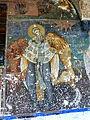 Voskopojë St.Nikolaos - Vorhalle 5e Fresken.jpg
