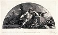 Vulcan (Hephaestus). Engraving by C. Bloemaert after Pietro Wellcome V0035830.jpg