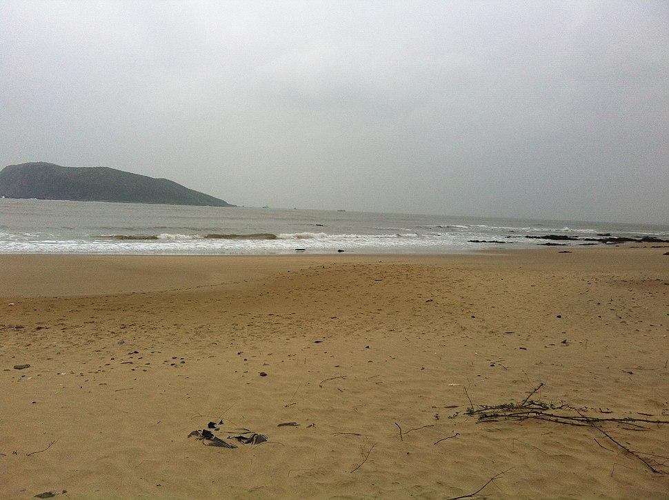 Vung Chua beach