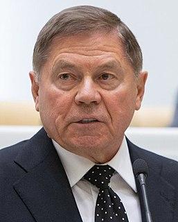 Vyacheslav Mikhailovich Lebedev