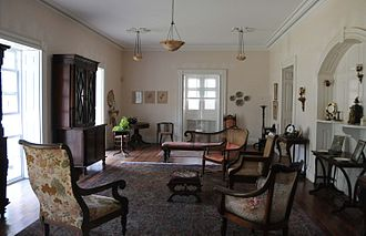 Barbados National Trust - Interior of Wildey House