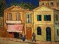 """WLANL - Techdiva 1.0 - Het gele huis """" De Straat"""" (detail), Vincent van Gogh (1888).jpg"""