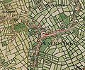 Waarschoot, Belgium ; Ferraris map.jpg