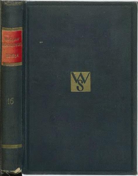 File:Wacław Sieroszewski - Beniowski I.djvu