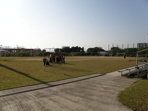 Wai Lok Street Temporary Soccer Pitch (photo by Exploringlife, via Wikimedia Commons)