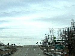 Hình nền trời của Waldo, Wisconsin