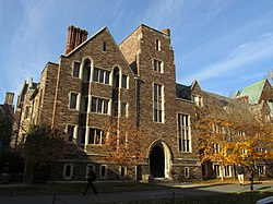 Wilson College, Princeton University - Wikipedia